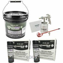 Lizard Skin 2203-1K1 Sound Control And Gun Kit Includes Sound Control Formula