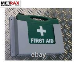 MEGA DEAL Van Storage Bundle First Aid Kit, Glove Box & 1 gun 4 tube holder