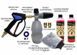 MTM Hydro 28 Special Spray Gun and Foam Cannon Kit Exclusive High Foam Edition