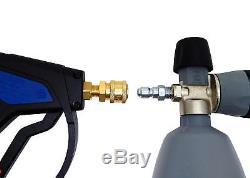 MTM Hydro Professional Premium 28 Special Stainless Spray Gun & Foam Cannon Kit