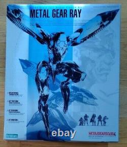 Metal Gear Solid 4 Guns of the Patriots Ray Kotobukiya 1/100 Model Kit NEW
