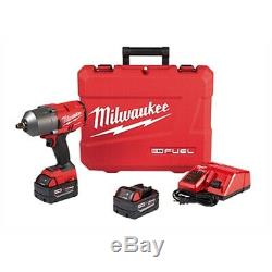 Milwaukee 2767-22 Fuel High Torque 1/2 Impact Gun Wrench with Friction Ring Kit