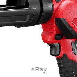 Milwaukee Fuel M12 2444-21 12-Volt Quart Caulk And Adhesive Gun Kit