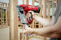 Milwaukee M18FFN-502C First Fix Nail Gun Kit M18 Framing Nailer 4933471405