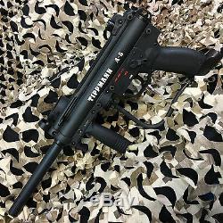 NEW Tippmann A5 E (Electronic E-Grip) LEGENDARY Paintball Marker Gun Package Kit