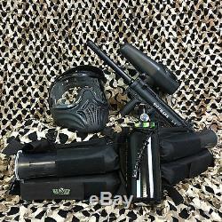 NEW Tippmann A5 LEGENDARY Paintball Marker Gun Package Kit Black