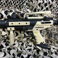 NEW Tippmann Cronus Tactical LEGENDARY Paintball Gun Package Kit Tan/Black