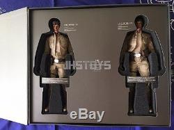 New Hot Toys 1/6 Star Wars Episode V Luke Skywalker Bespin Outfit DX07 Japan EMS