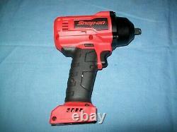 New Snap-on CT9010 18V 18 Volt Cordless Brushless 3/8 impact Wrench / Gun Kit
