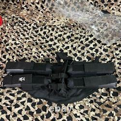 New Tippmann Cronus Tactical Epic Paintball Gun Package Kit Black/black