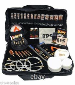 Otis Elite Gun Cleaning Kit. 17 to. 50 Cal &. 410 to 12/10 Ga Shotguns FG-1000