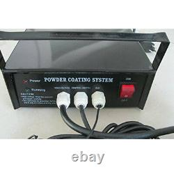 PC03-5 Powder Coating System Gun Electrostatic Air Paint Gun Kits New version