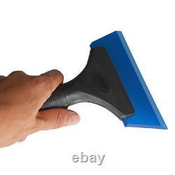PRO Car Wrap Application Tools Vinyl Felt Squeegee Film Heat Gun Kit Window Tint