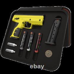 Pepperball Gun Byrna HD Pepperball Launcher Yellow