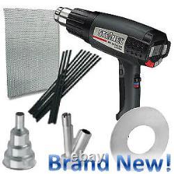 Plastic Repair Systems 110V Welding Kit Car Body Bumper Crack Repair Hot Air Gun