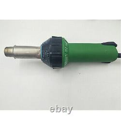Professional 1600W Plastic Welder Heat Gun TPO Roofing Welding Kits Hot Air Tool