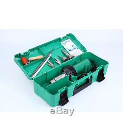 Ridgeyard 1600W Hot Air Torch Plastic Rod Welding Gun Pistol Welder Heat Kit