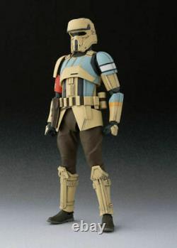 SH S. H. Figuarts shoretrooper Rogue One SCARIF skarif Storm Star Wars Bandai NEW
