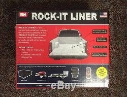 Sem 42250 Black Rock-it Spray-on Truck Bed Liner Kit Coating With Gun(sem-42250)