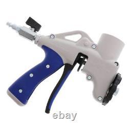 Sharpshooter 2.1 Drywall Texture Hopper Gun withStand, Rebuild Kit, Brushes, Shirt