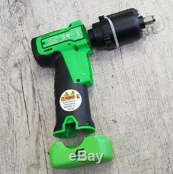 Snap On CT761 Repair Custom Kit GREEN 3/8 Drive 14.4v Impact Gun Cordless