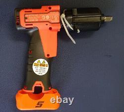 Snap On CT761 Repair Custom Kit Orange 3/8 Drive 14.4v Impact Gun Cordless