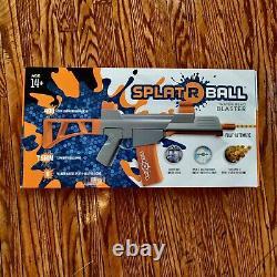 SplatRBall Water Bead Blaster and Accessories Pack Kit Splat R Ball Toy Gun