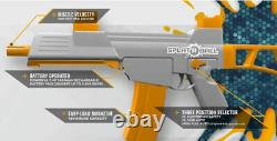 SplatRBall Water Bead Blaster with Accessories Kit Splat R Ball Toy Gun Pack