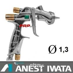 Spray Gun Anest Iwata WS-400 Evo Base 1.3 HD PRO KIT by Pininfarina