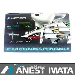 Spray Gun Anest Iwata WS-400 Evo Clear 1.4 HD PRO KIT by Pininfarina