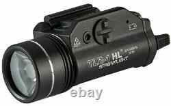 Streamlight TLR-1 HL Long Gun Kit with 1,000 Lumen C4 LED Weapon Light 69262