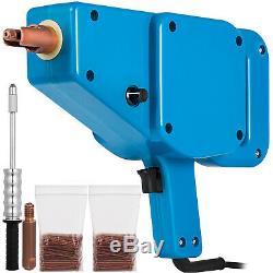 Stud Welder Starter Spot Puller Kit Hammer Gun Mounted Auto Repair Electric