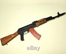 TOYSTAR AK74 USSR Military Model Kit Assault Rifle Airsoft BB Toy Gun-6mm, 0.2J
