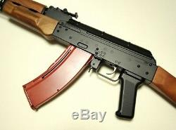 Toystar Ak74 Ussr Military Model Kit Assault Rifle Airsoft