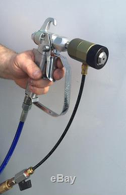 Texture Sprayer Kit, Paint Gun Not Included, Fits Most Airless Guns