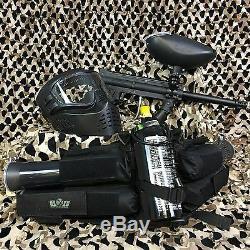 Tippmann 98 Custom Platinum Series Ultra Basic EPIC Paintball Gun Package Kit