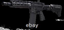 Tippmann TMC ELITE MagFed Tactical Paintball Gun Marker Air-Thru Stock Kit Black