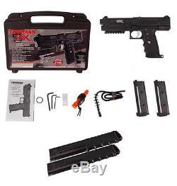Tippmann TiPX TPX Paintball Pistol Kit Gun 4 Clips NEW Extended 2 12 Ball Mags