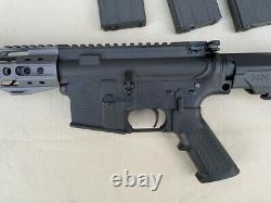 Tokyo Marui CQBR Block1 MWS GBBR Airsoft Gun plus viper kit and many extras