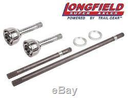 Trail-Gear Longfield Toyota FJ80 30 Spline Birfield Axle Super Set Gun Drilled