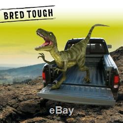 U-POL Raptor Tintable Bright Silver Spray-On Truck Bed Liner Spray Gun, 8 Liters