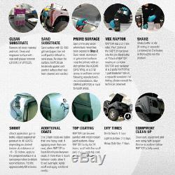 U-POL Raptor Tintable Spray-On Truck Bed Liner Spray Gun, 8 Liters