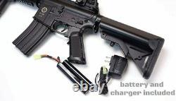 Umarex Elite Force M4 CQB KIT AEG Automatic BB Rifle Airsoft BLK