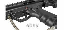Valken SW-1 Blackhawk Paintball. 68 Cal Gun Marker + Case Kit Foxtrot Rig