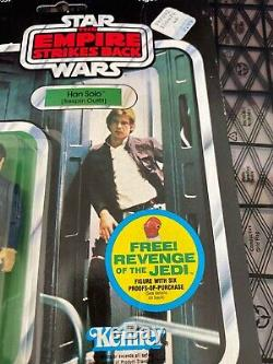 Vintage 1982 Star Wars Original Han Solo Bespin Outfit Unopened