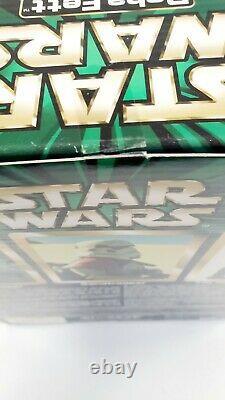 Vintage 2000 Tomy Star Wars 12 Action Figure Kit Boba Fett Japanese Edition