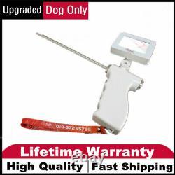 Visual Artificial Insemination Gun Dog Insemination Kit 5MP Camera 360° Screen