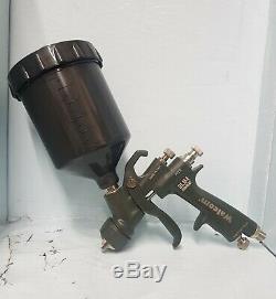 Walcom Slim Kombat UV Spray Gun Kit 1.3 mm 2k & basecoat