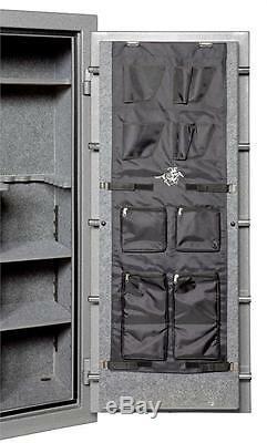 Winchester Gun Safe Door Panel Organizer Pistol Kit DPO-62026 62 h x 26 w
