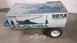 1/35 Seconde Guerre Mondiale Allemande Dora Super Gun Chemin De Fer Lourd Modèle Kit (soar Art Model) 145cm